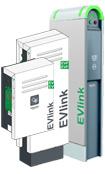 borne de recharge pour véhicule électrique - EVlink pro